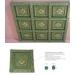 Cassettonato Settecento Verde - Cassettonato in polistirene stampato - Decorget - Ital Decori - Thumbnail 2