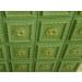 Cassettonato Settecento Verde - Cassettonato in polistirene stampato - Decorget - Ital Decori - Thumbnail 3
