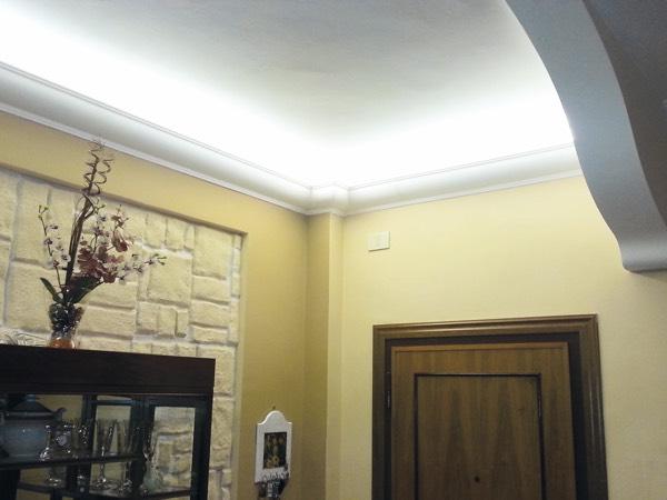 Velette cornici per illuminazione led decorget